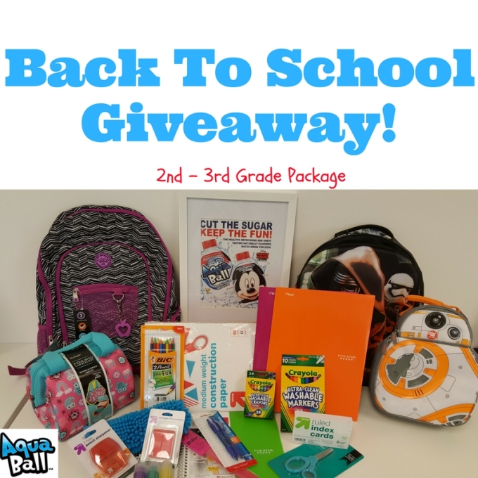 Back To School Giveaway!(1)